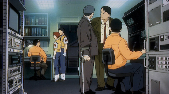 Patlabor: Wasted XIII Anime Review