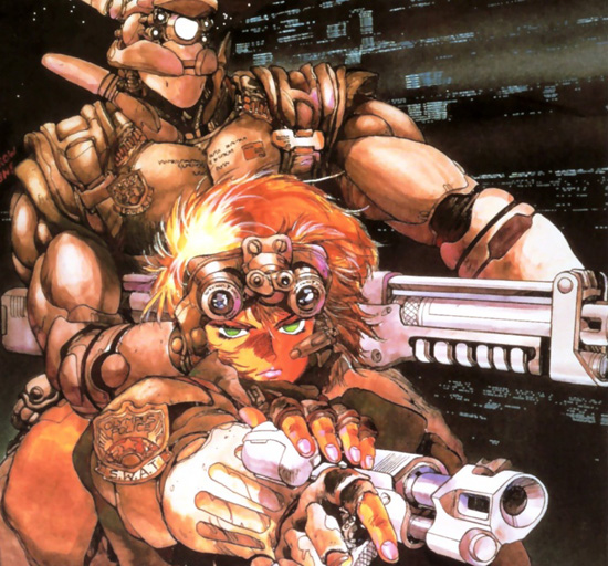 Appleseed (1988) Anime Review