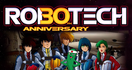 Tony Oliver Talks Live-Action Robotech and More