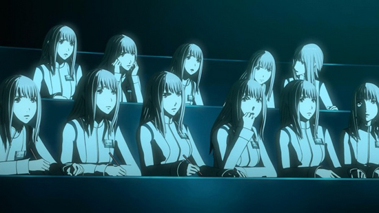 Anime Review: Knights of Sidonia
