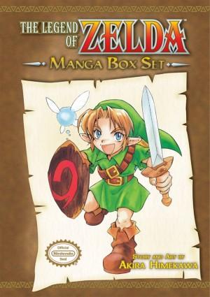 Legend of Zelda box set