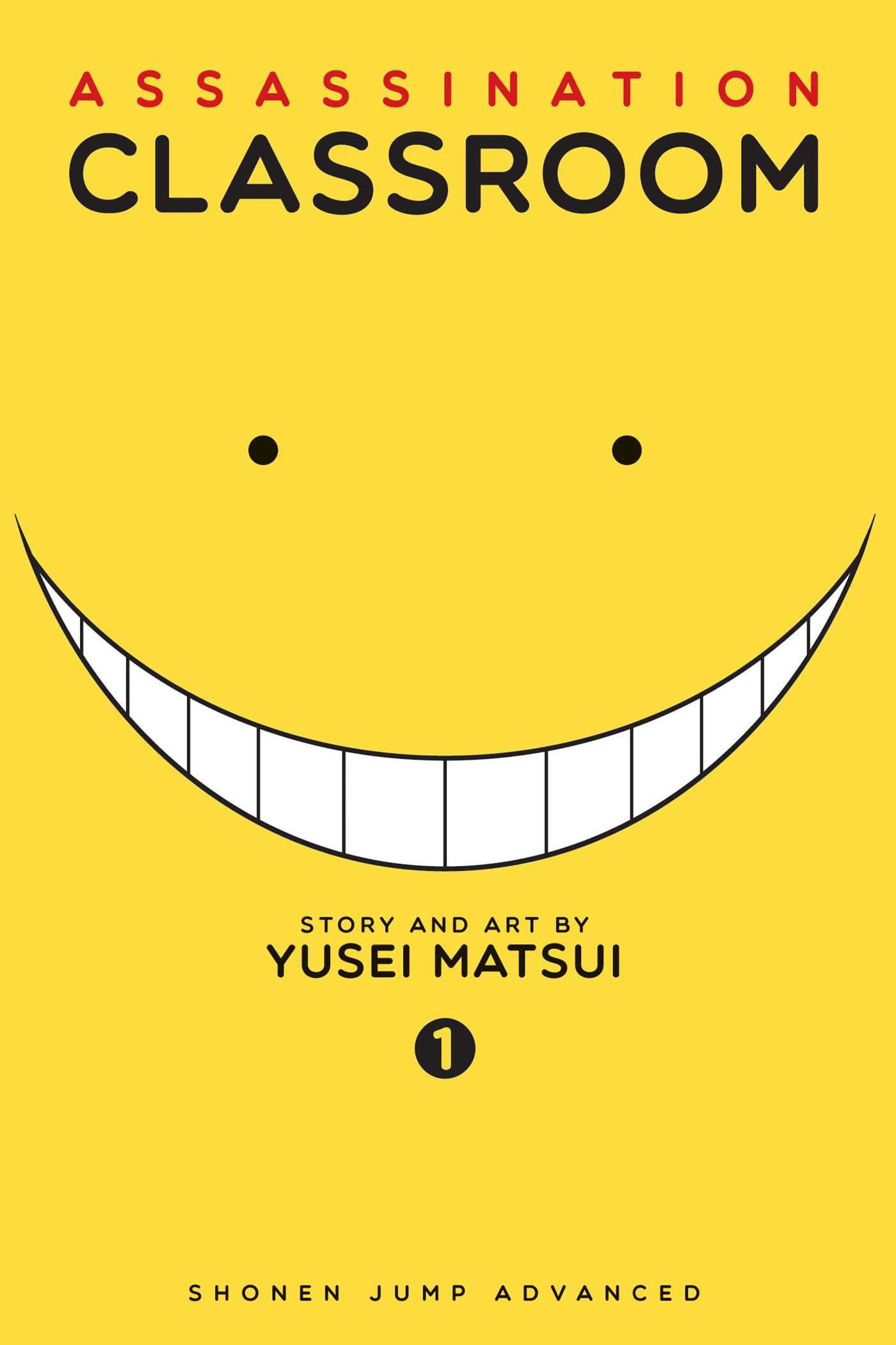Manga Review: Assassination Classroom vol. 1