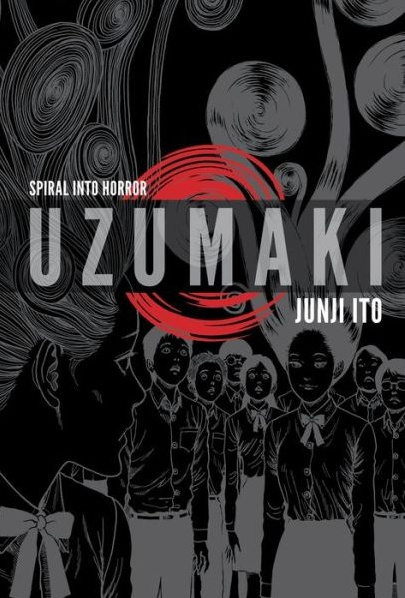 Uzumaki 3-in-1 Deluxe Manga Review