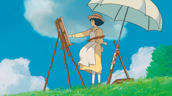 Studio Ghibli The Wind Rises Anime Review
