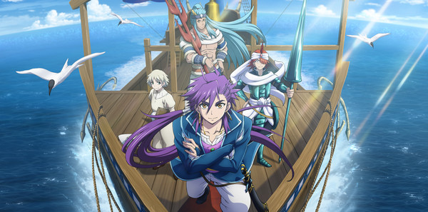 Magi Sinbad No Bouken Hd Wallpaper Adsleaf Com
