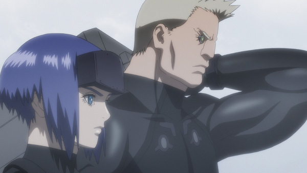 Review Ghost In The Shell Arise The New Movie