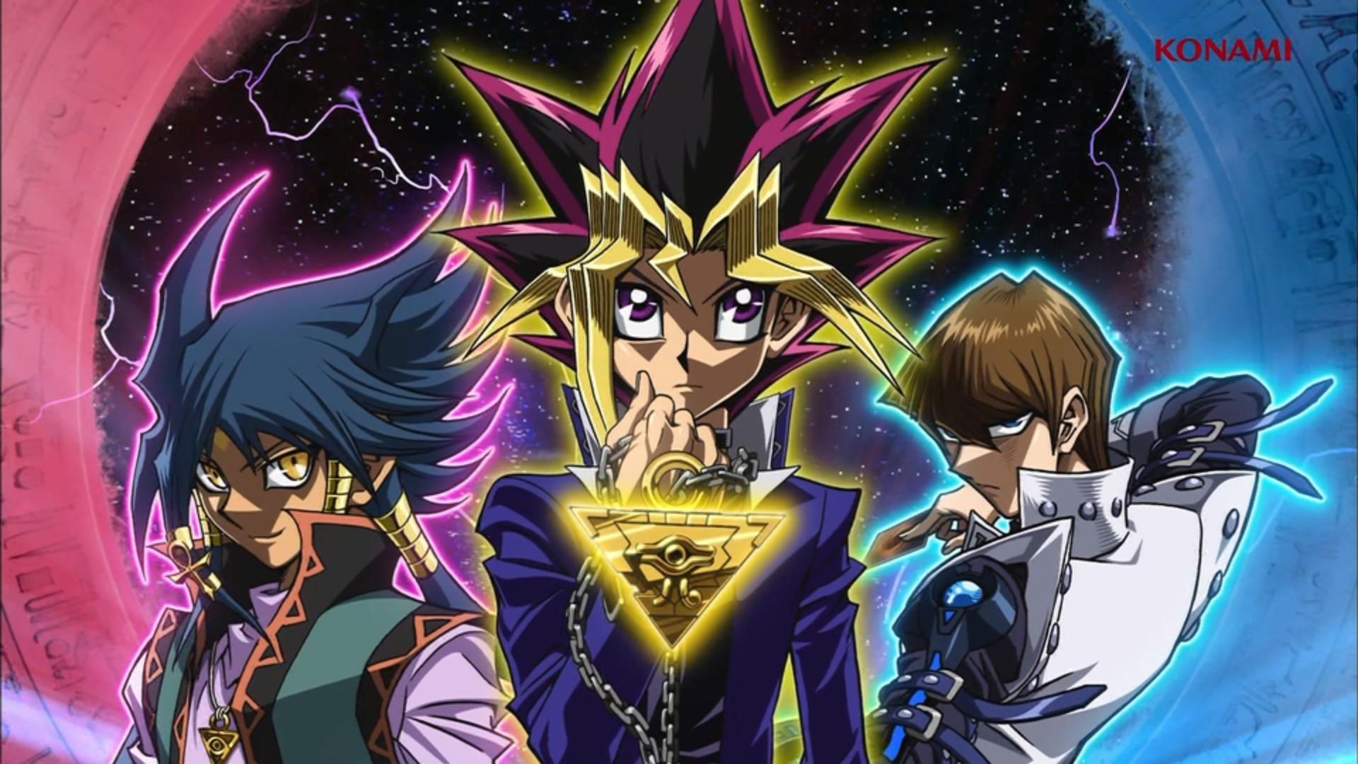 your favorite anime is secretly horrifying yu gi oh