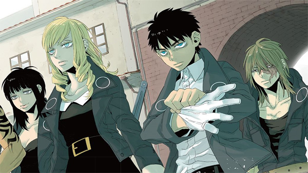 [Review] Gangsta: Cursed
