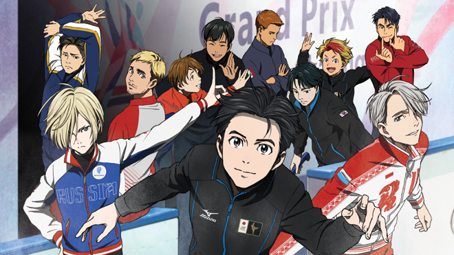 Yuri!!! on Ice is Chockfull of Memorable Characters and Choreography