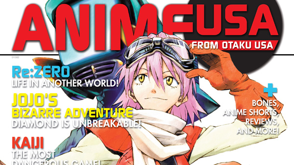 The Latest Issue of ANIME USA is Now Available!
