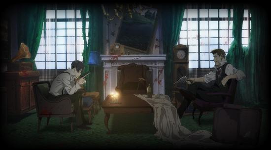 Summer Anime 91 Days: Godfather Meets Gangsta?