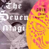 The Guin Saga Manga: The Seven Magi