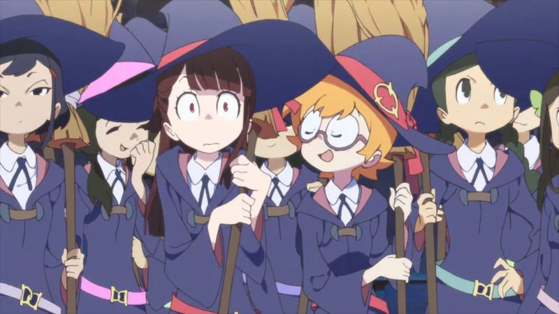 Little Witch Academia Director Wants to Do Another Season, Spinoff