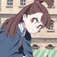Little Witch Academia 2 to Debut at Anime Expo