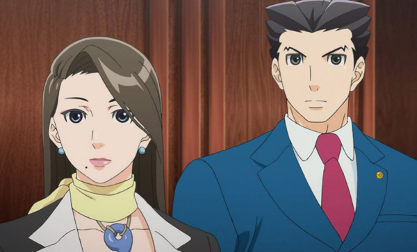 Ace Attorney Brings Its Unique Style of Courtroom Proceedings to the World of Anime