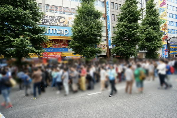Akihabara Adult VR Festival Gathers Sellout Crowd