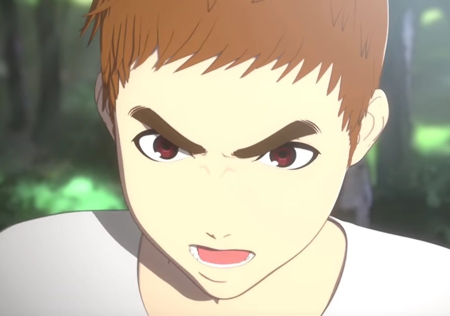 Third Ajin Anime Film Gets New Trailer