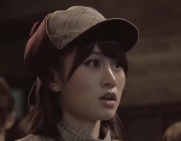 Commercials Mix AKB48 with Detective Conan