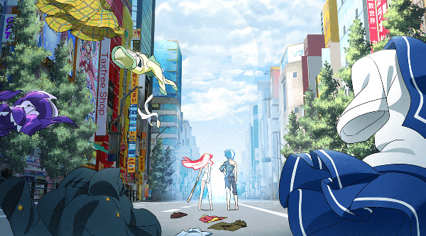 Akiba's Trip Anime's Cast, Story Revealed