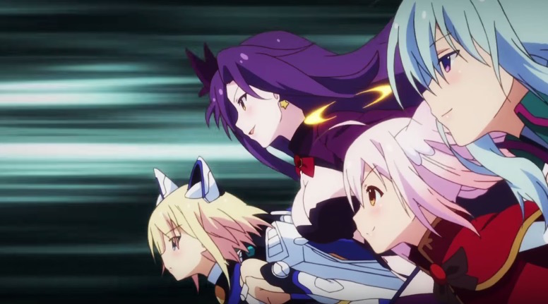 Ange Vierge Anime Previewed