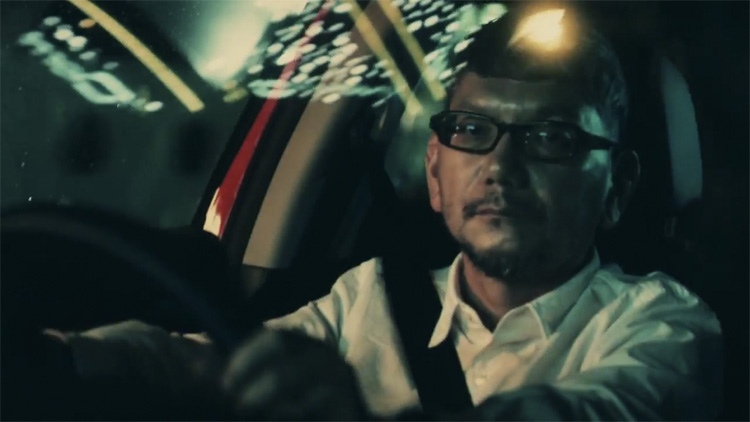 Hideaki Anno, ONE OK ROCK Star in Honda Civic Commercial
