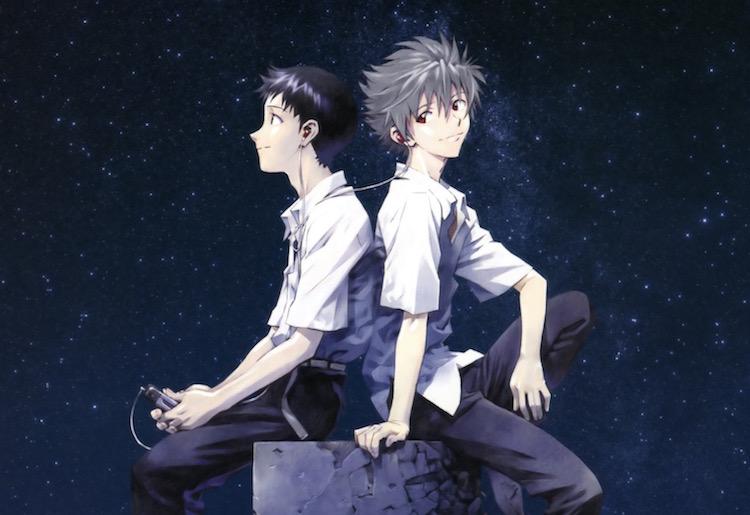 Hideaki Anno Apologizes for Evangelion Delay