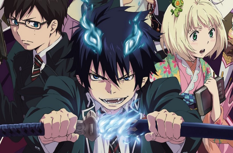 Blue Exorcist Anime to Return Next Year