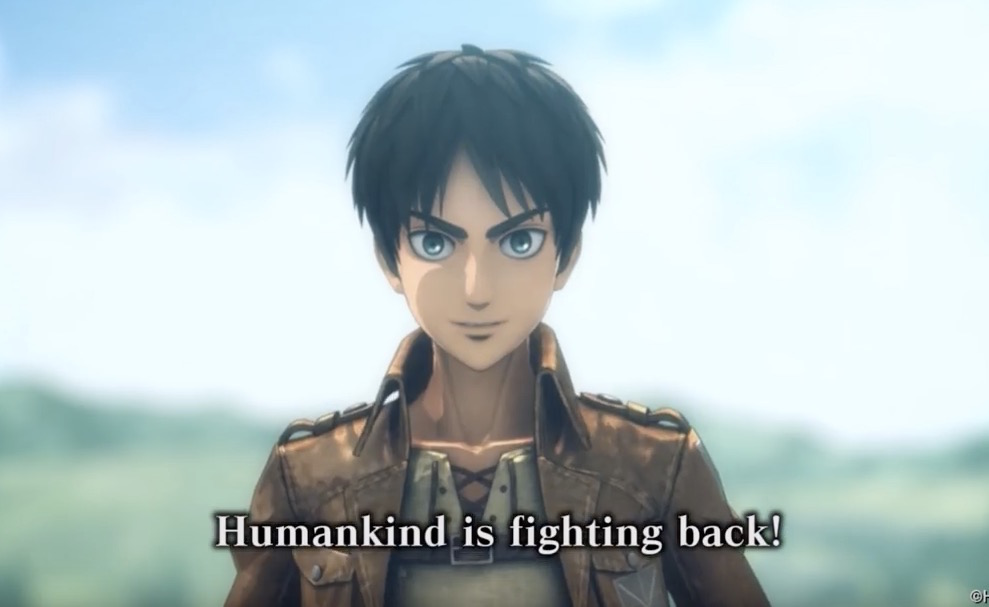 Attack on Titan Game Goes Beyond the Anime