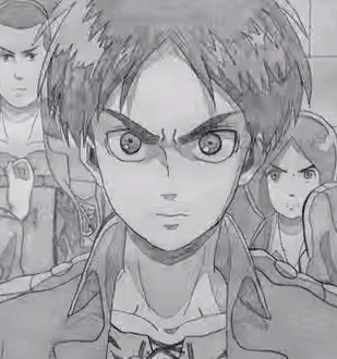 Attack on Titan and More Anime Openings Recreated in Pencil