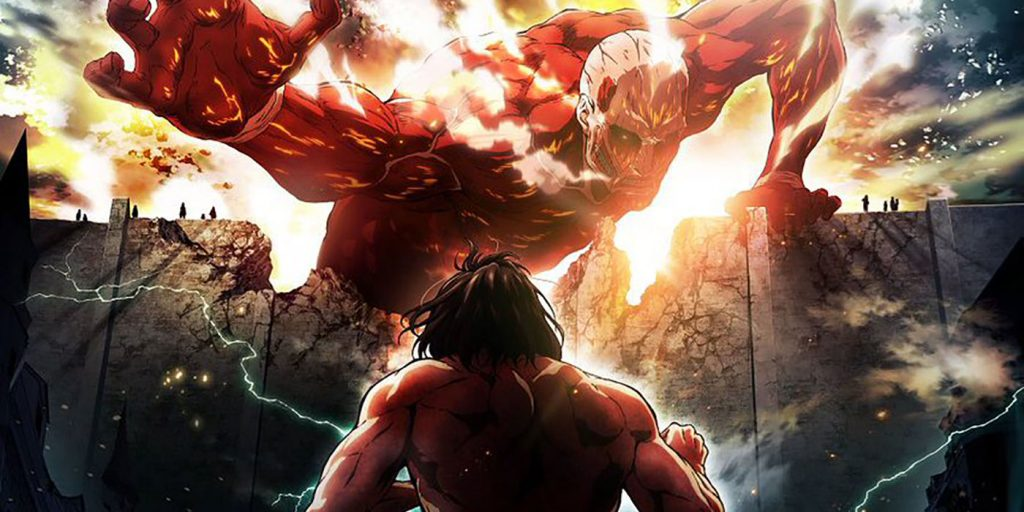 Attack on Titan Season 2 Lined Up for April Premiere
