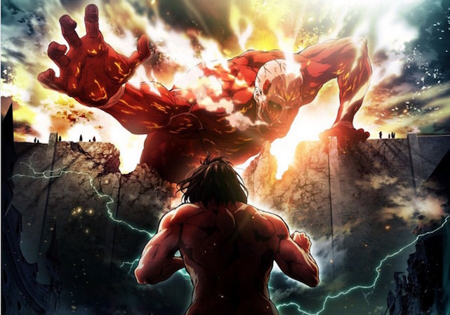 Attack on Titan Anime Season 2 Set for Spring 2017