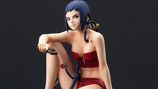 New Ghost in the Shell: Arise Motoko Kusanagi Figurine Looks Pretty Sweet