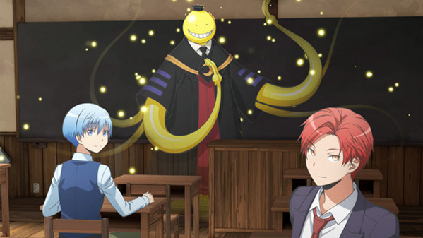 New Assassination Classroom Film Visual, Plot Details Revealed