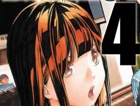 Bakuman vol. 4 Makes Its Debut on Viz's Manga App