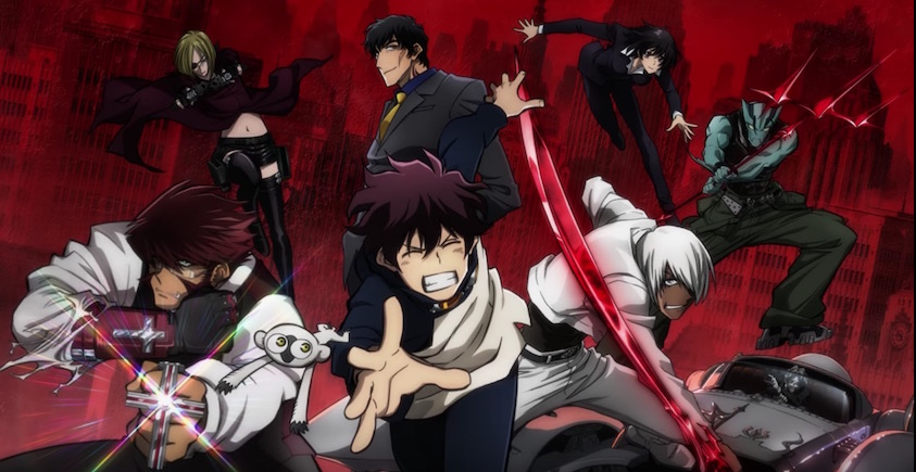 Blood Blockade Battlefront Goes Beyond in New Teaser