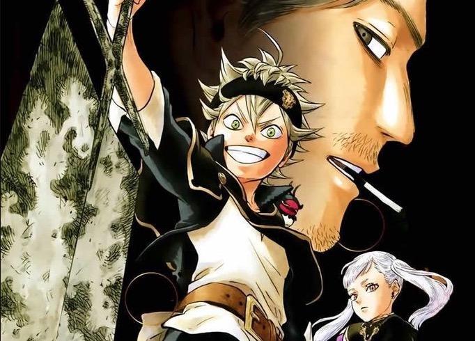 Black Clover TV Anime's Staff Listed