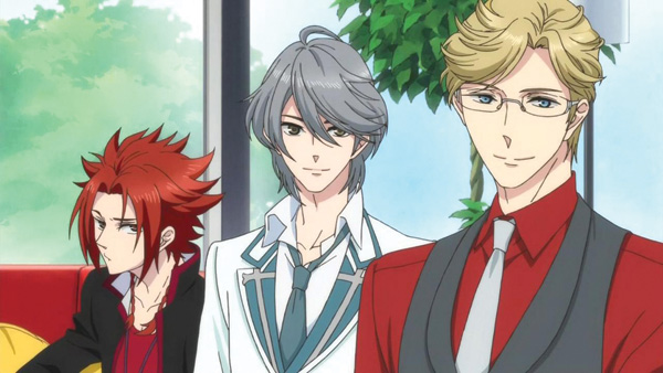 The Brothers Conflict Game Comes To Life