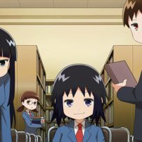 Literature Gag Anime Miss Bernard said. Details Revealed