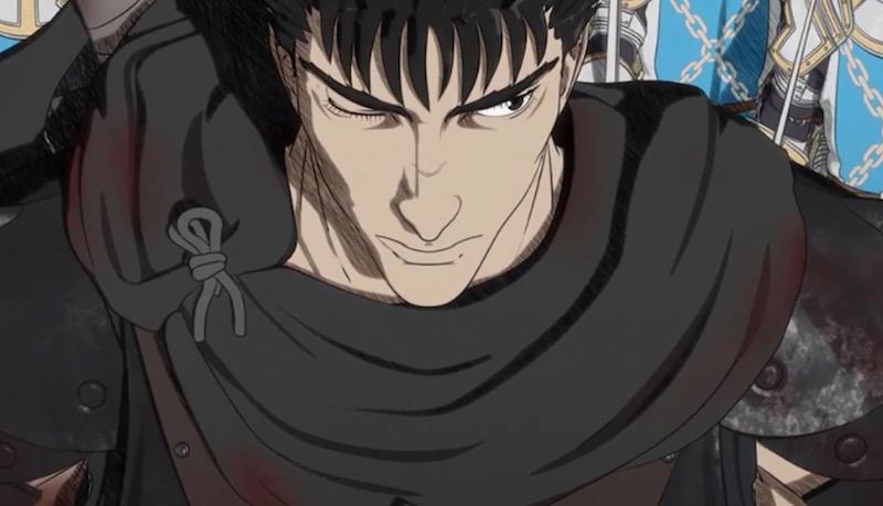 Berserk Anime Continues Next Spring