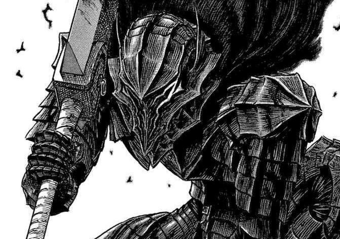 Berserk Manga Prepares for Another Hiatus