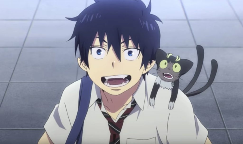 English Trailer Hypes New Blue Exorcist Anime