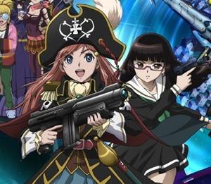 Bodacious Space Pirates TV Anime Gets a Trailer