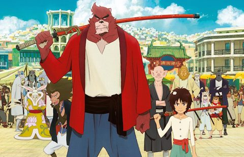 The Boy and the Beast Hits U.S. Theaters in February