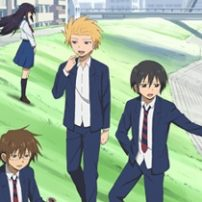 Daily Lives of High School Boys Manga Gets Animated