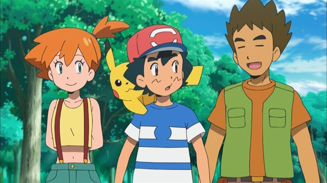 After Years Away, Brock and Misty Return to Pokemon Anime