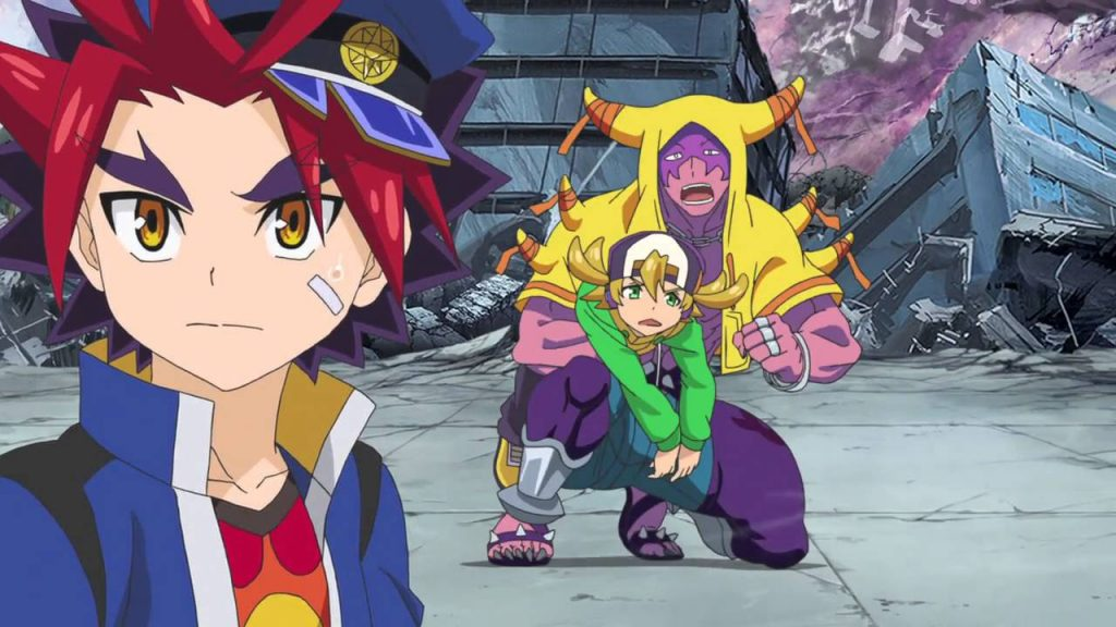 Future Card Buddyfight Gets New Series in April