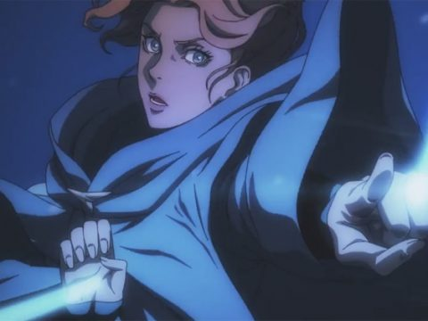 Viz Media Brings Castlevania Season 1 to Blu-ray and DVD