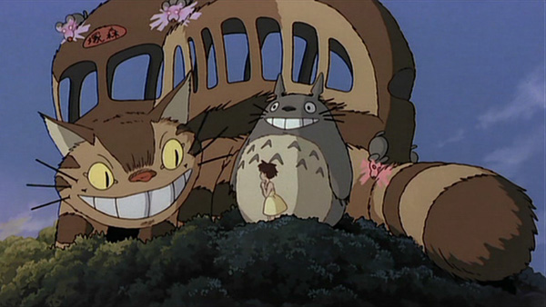 Ghibli Museum Adds Full-Size Catbus For Adults