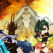 Chaika the Coffin Princess Continues Her Avenging Battle on Home Video