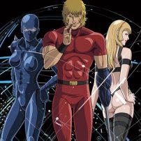 Cobra the Animation Blasts Its Way to Blu-ray!
